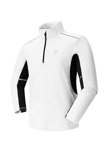 Panthzer Sweatshirt Beyaz